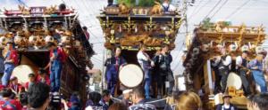 袋井北祭り 祭典概要