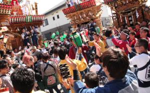袋井北祭りの歴史