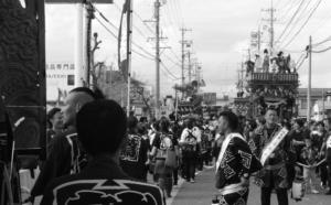 過去の袋井北祭り